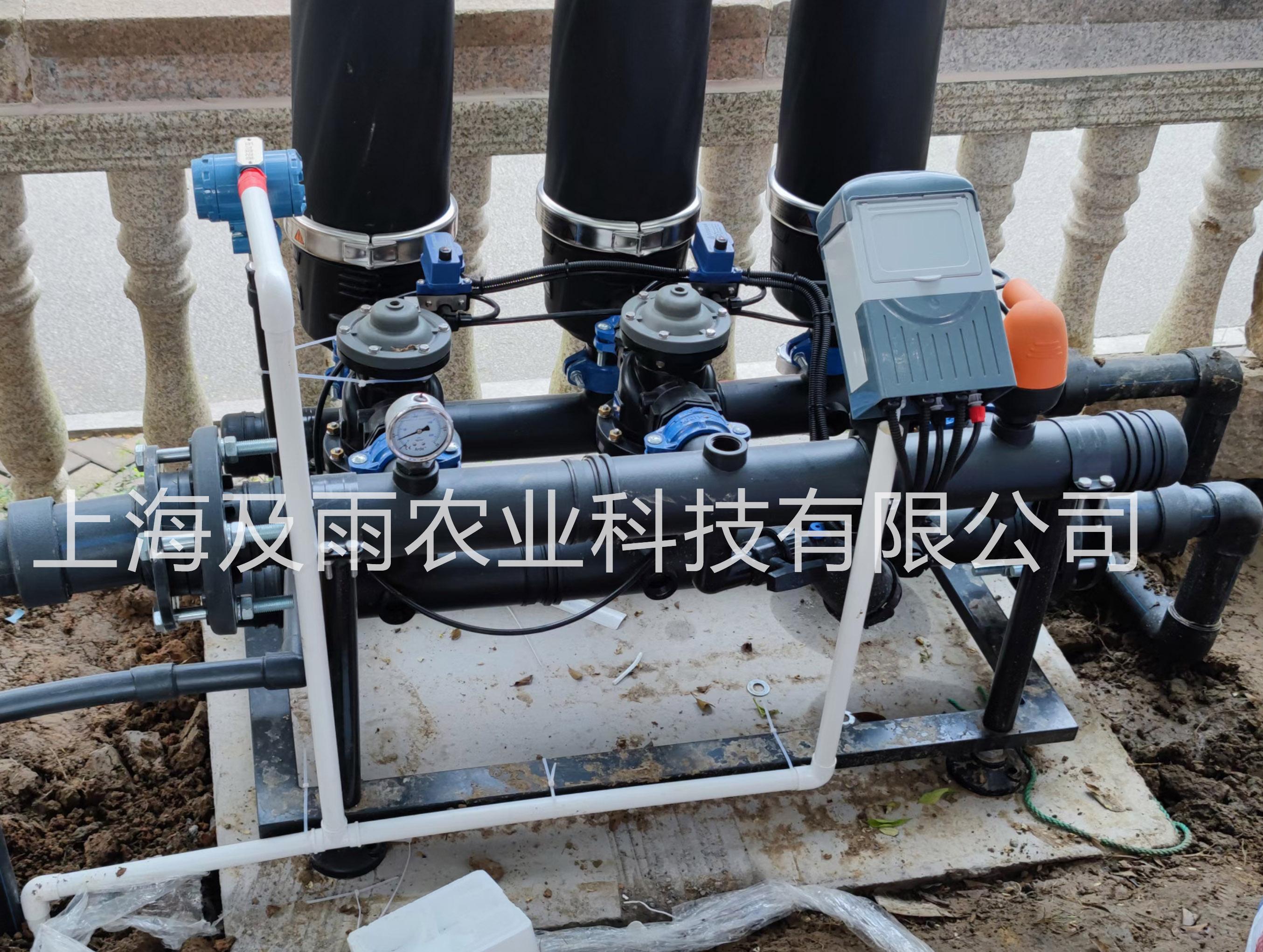 江苏无锡小区别墅自动灌溉安装